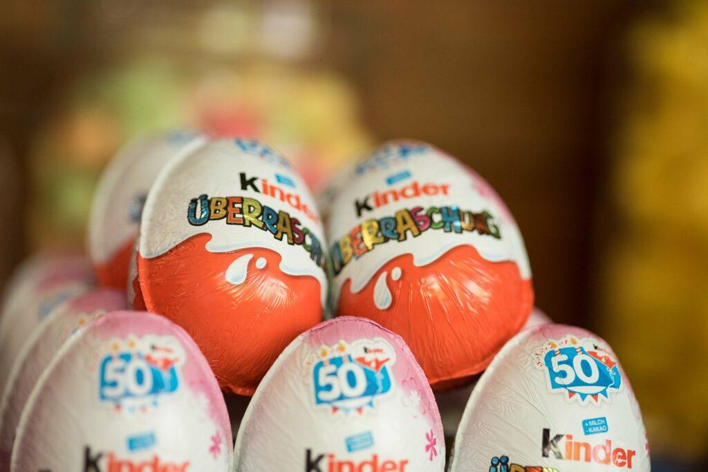 Správná výživa dětí neznamená denní konzumaci sladkostí