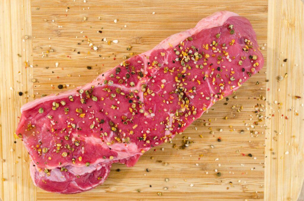 Nebojte se dát si pořádný steak