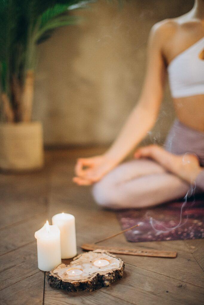 Imunita roste s dobrou meditací