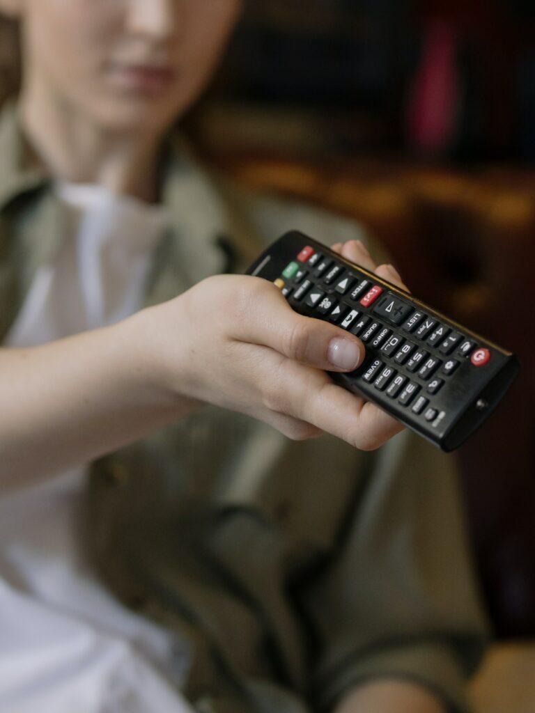 Televizní obrazovka nám to, že se budeme cítit fit nezaručí
