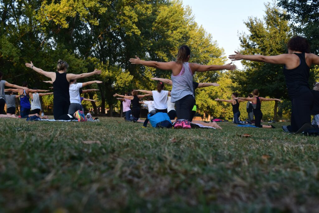 Motivace ke cvičení se dá přenášet na ostatní