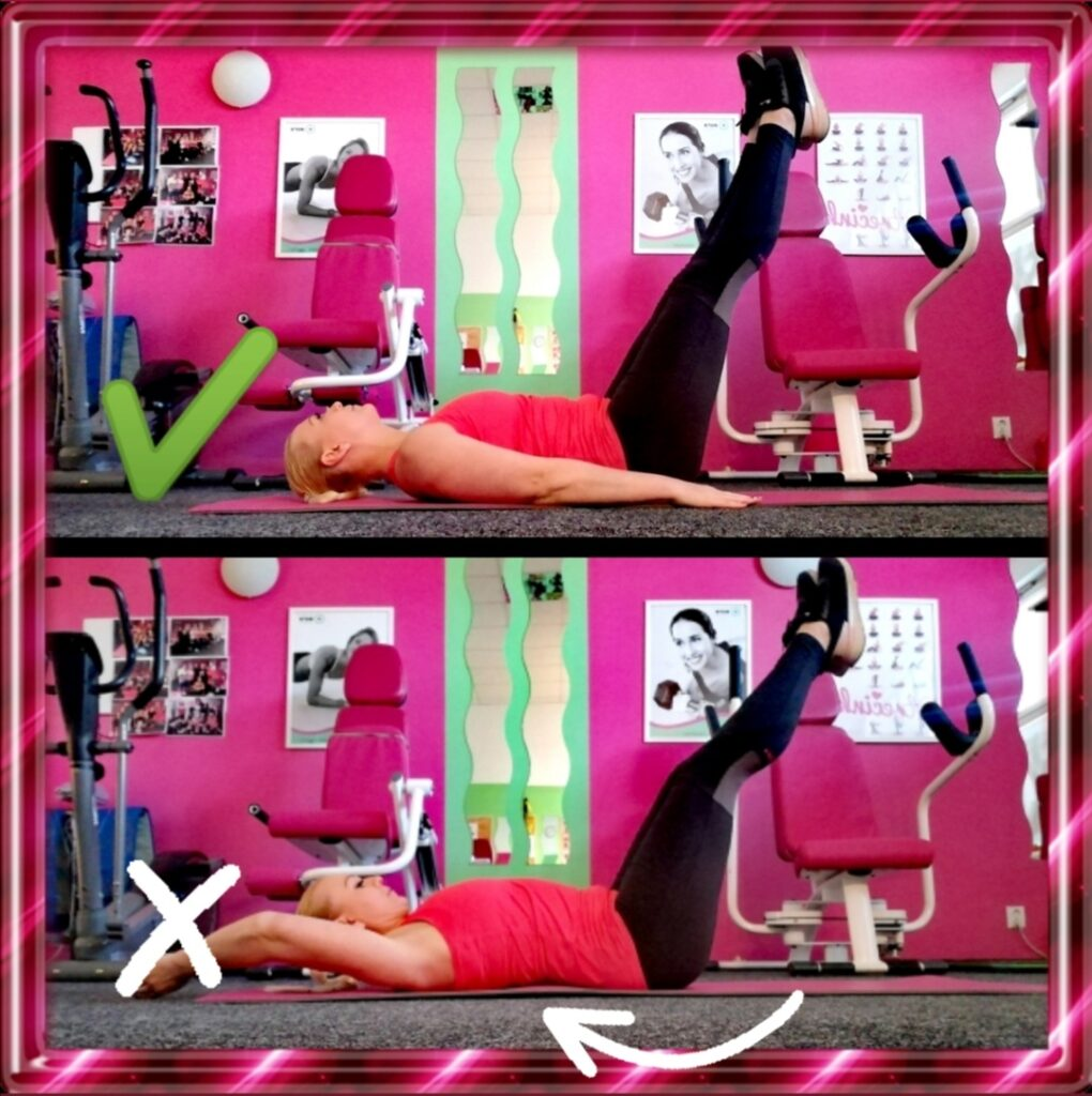 Základní princip zvedání nohou je jednoduchý, dejte pozor na chyby.