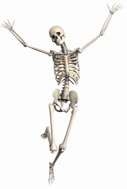 Vitamin D podporuje ukládání vápníku do kostí