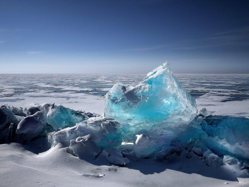 Už jen při pohledu jsem ledovou ženou :)