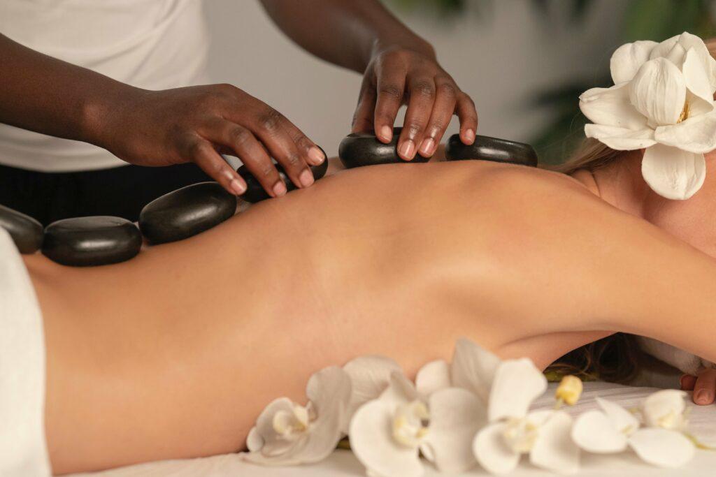 Příjemná masáž je další možnost regenerace