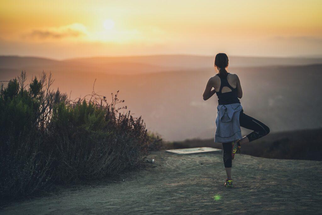 V době menstruace zapojte více jogging