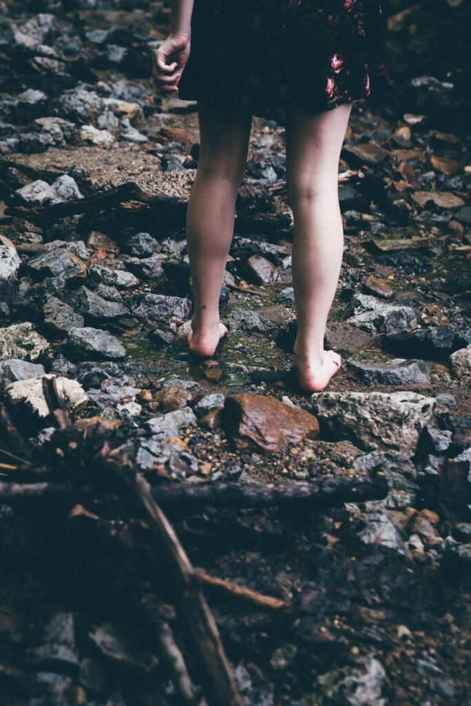Pečujte o své nohy s láskou, potřebujete je celý život
