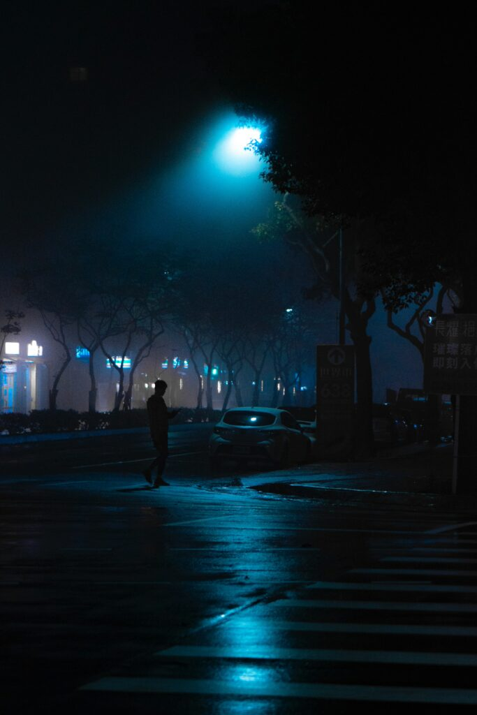 Vždy dbejte na bezpečnost, proto si k běhání nevybírejte tmavá místa