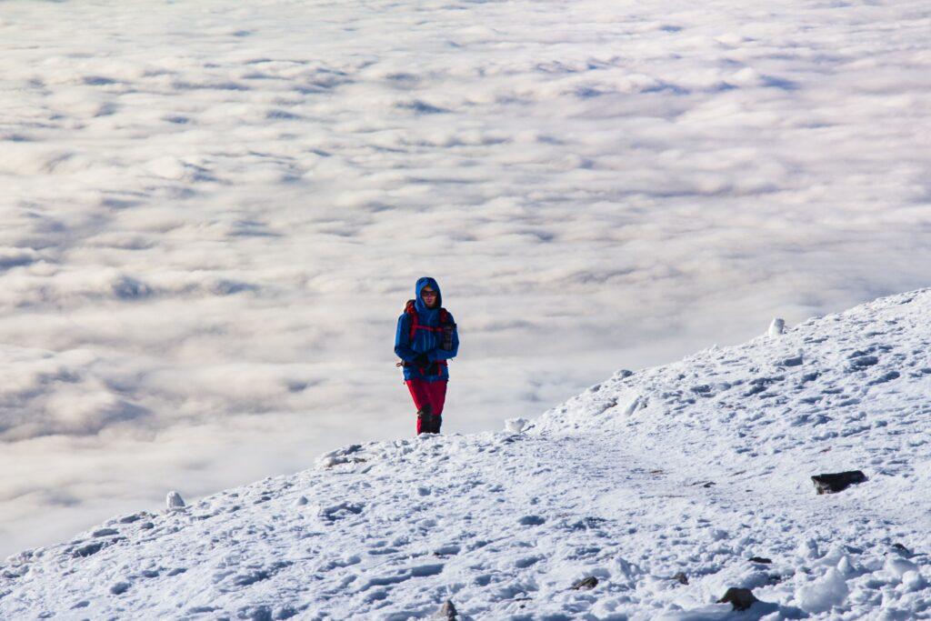 Myslíte, že se expedicemi do ledového prostředí se zbavíme migrén?