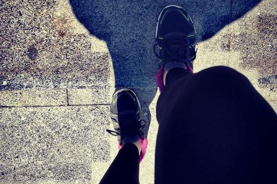 Kruhový běh je skvělou venkovní volbou cvičení