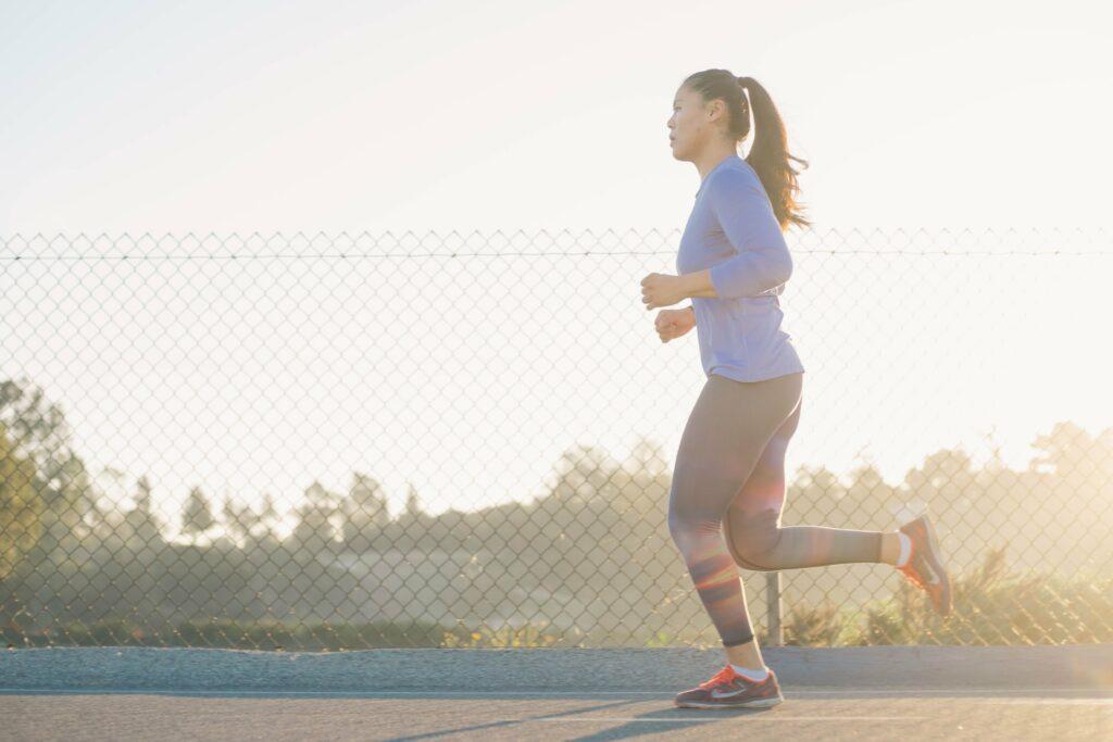Nezáleží na tom v jakém tempu běžíte, protažení by mělo následovat po každém cvičení