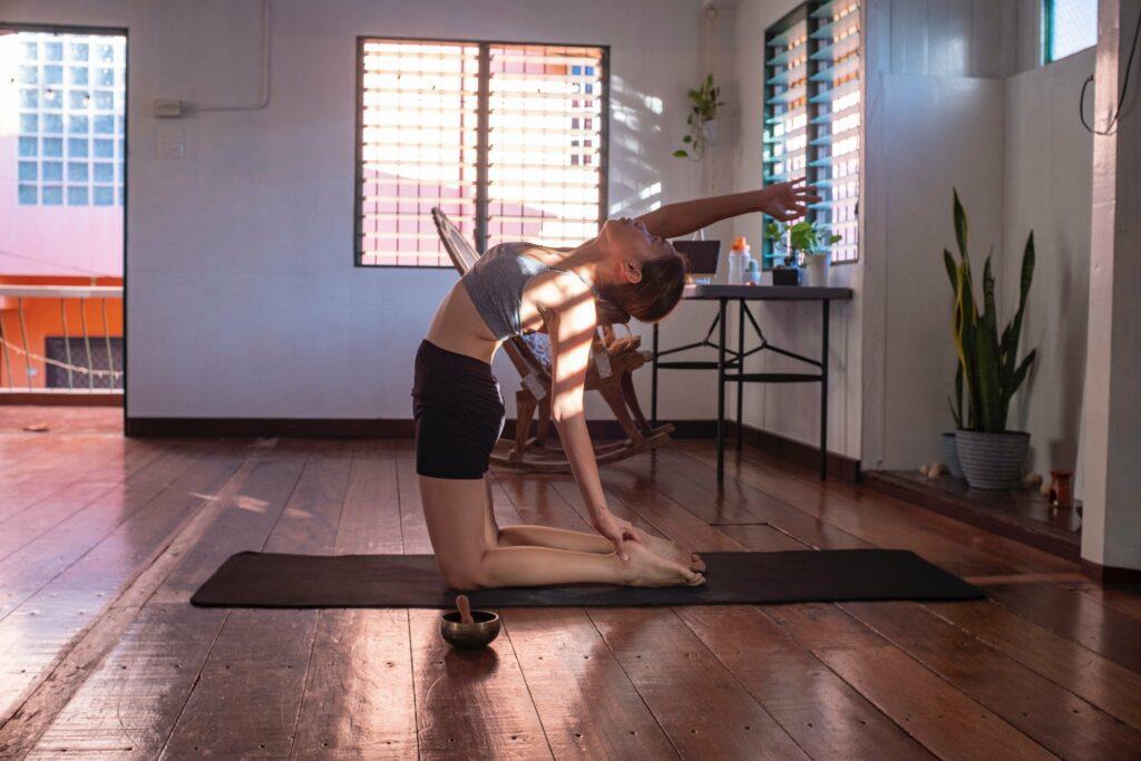 Kruhový trénink na doma je skvělá volba, jak se dostat do formy