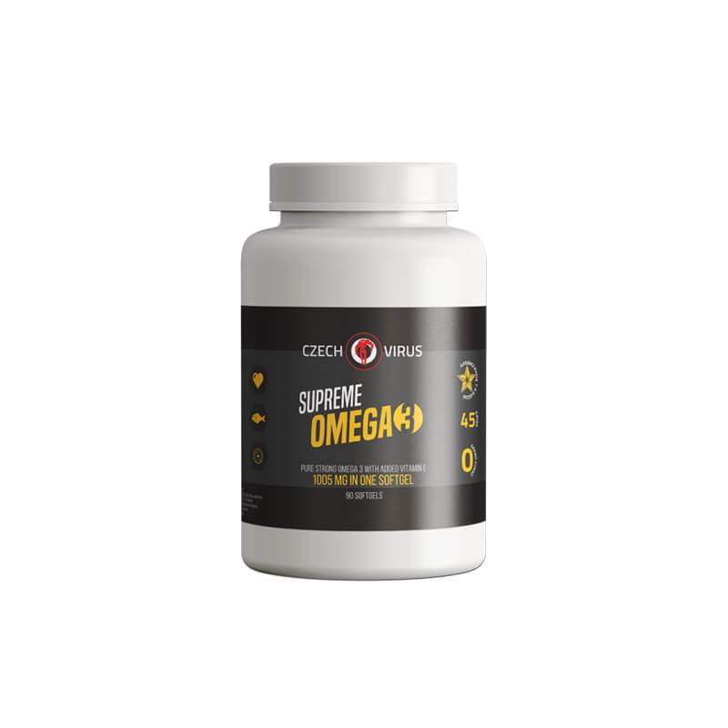 Supreme Omega 3 (90 kapslí)
