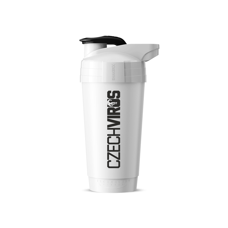 ShakerX® & Czech Virus® White